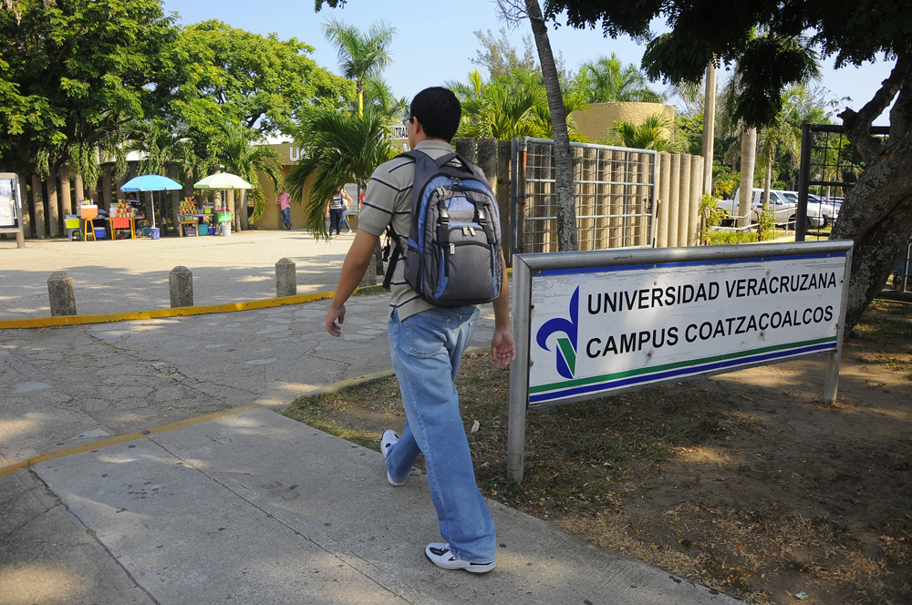 UV solicita a autoridades redoblar vigilancia en campus de zona sur