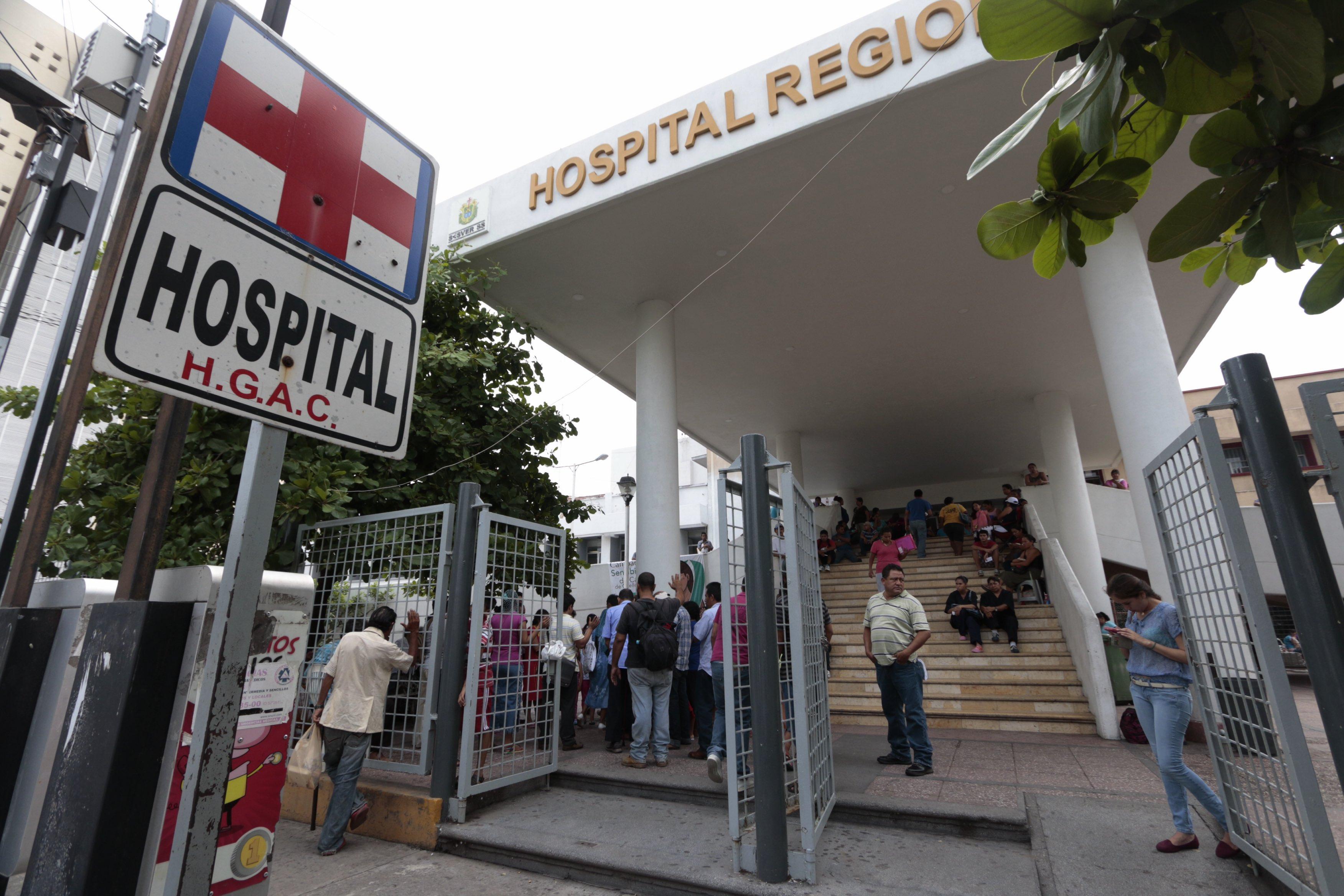 Trasladan a Veracruz a dos menores con graves quemaduras