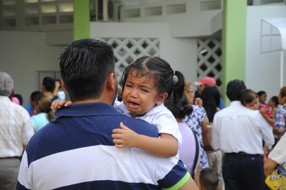 Padres de familia todavía buscan acomodo para sus hijos en escuelas