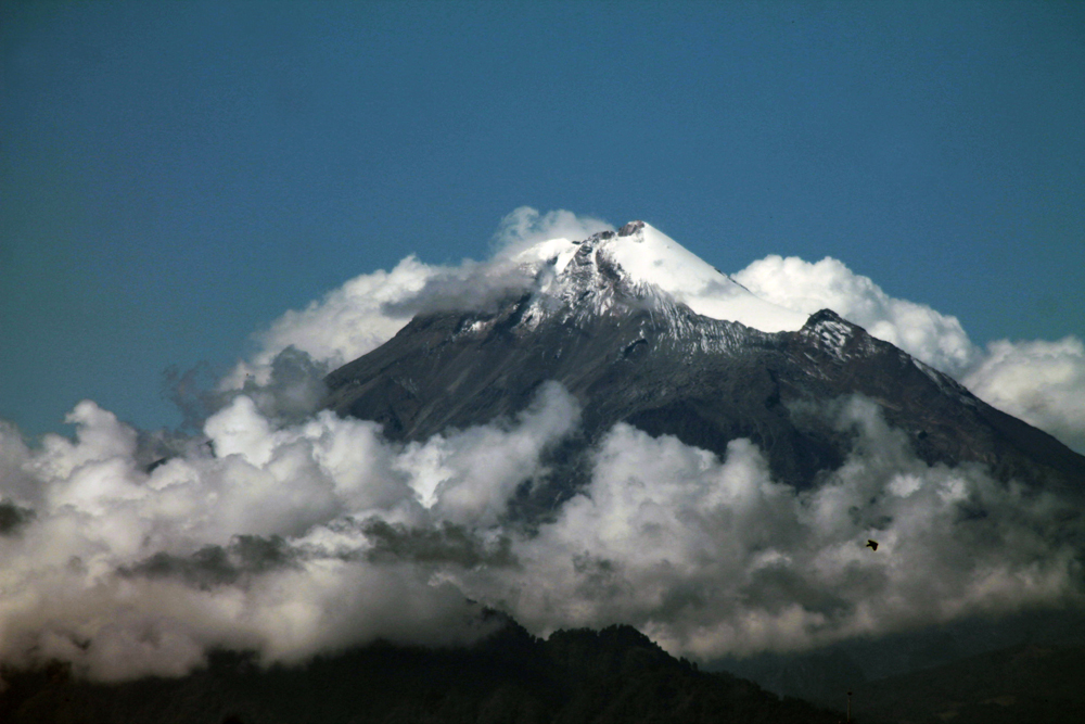 No hay incendio en el Pico de Orizaba: Conafor