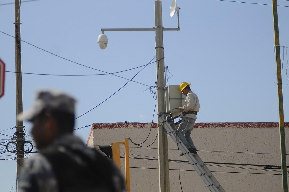 Se instalarán cámaras y casetas de vigilancia en Sipeh Ánimas