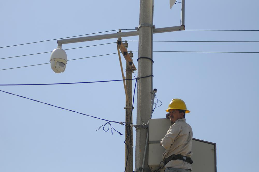 Semar: la zona sur requiere más cámaras de video vigilancia