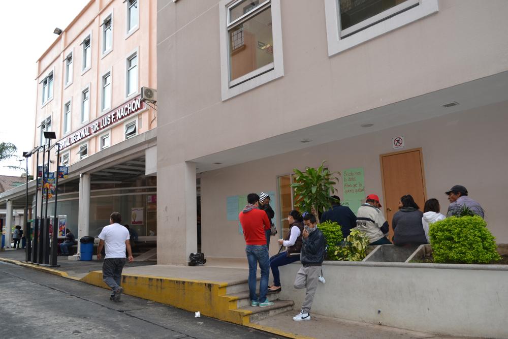 Salud Veracruz cierra espacio de atención a personas con VIH