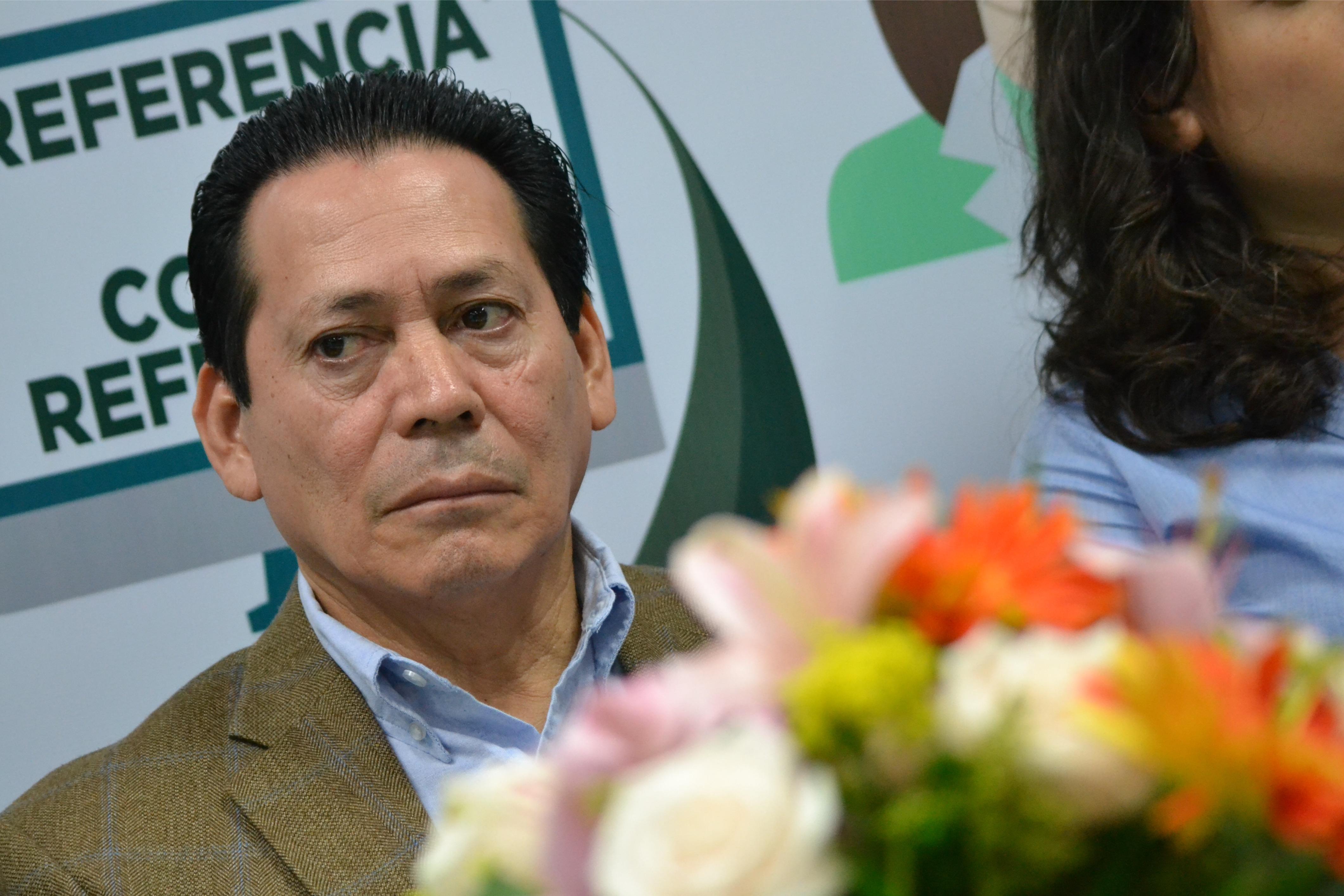 Recorte presupuestal federal no afectará al IMSS: Benítez Lucho