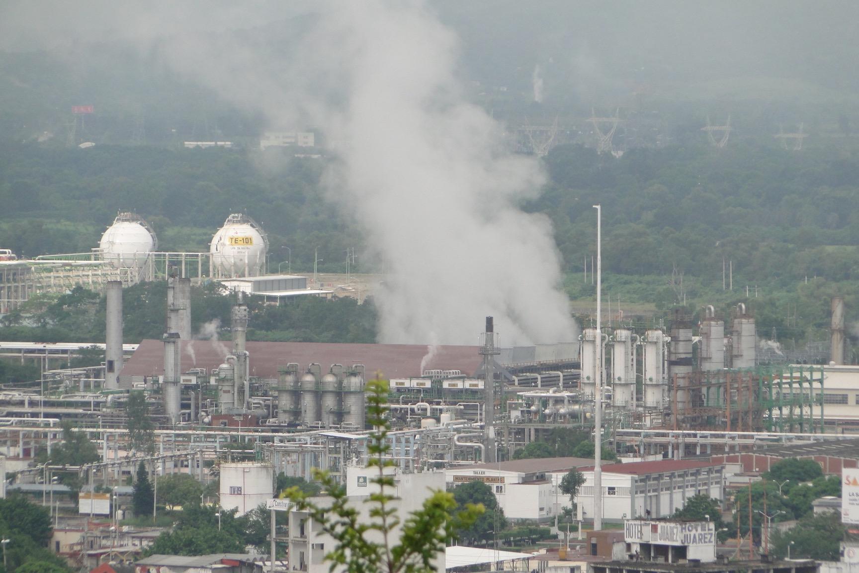 Inoperante la unidad de monitoreo ambiental en Poza Rica
