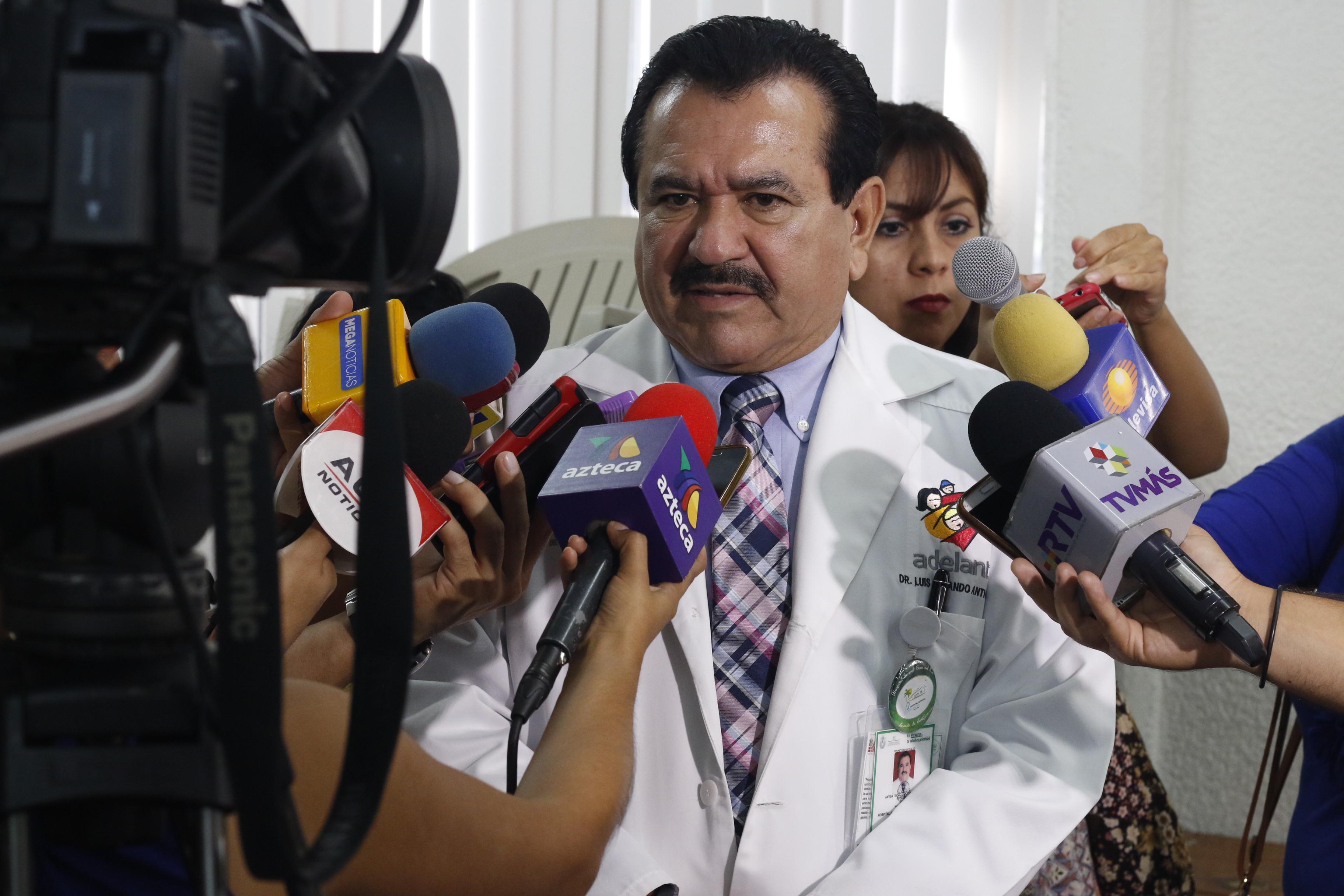 Dan a luz niñas de 13 y 14 años en Hospital General de Boca del Río