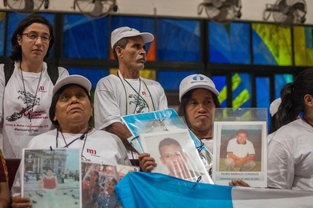 Madres de migrantes lamentan actitud de autoridades mexicanas