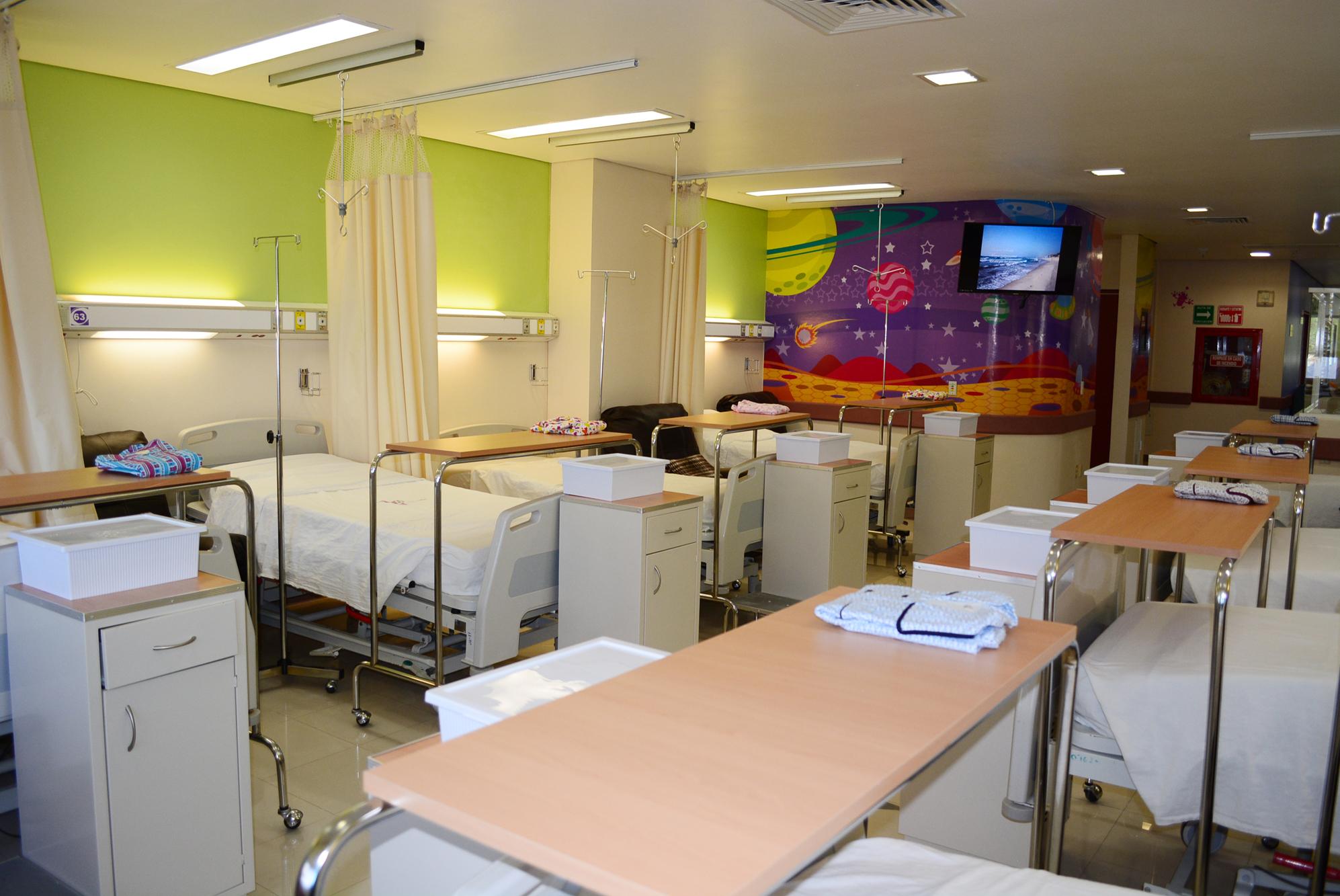 Se echan a perder camas especiales para pacientes con cáncer de médula ósea