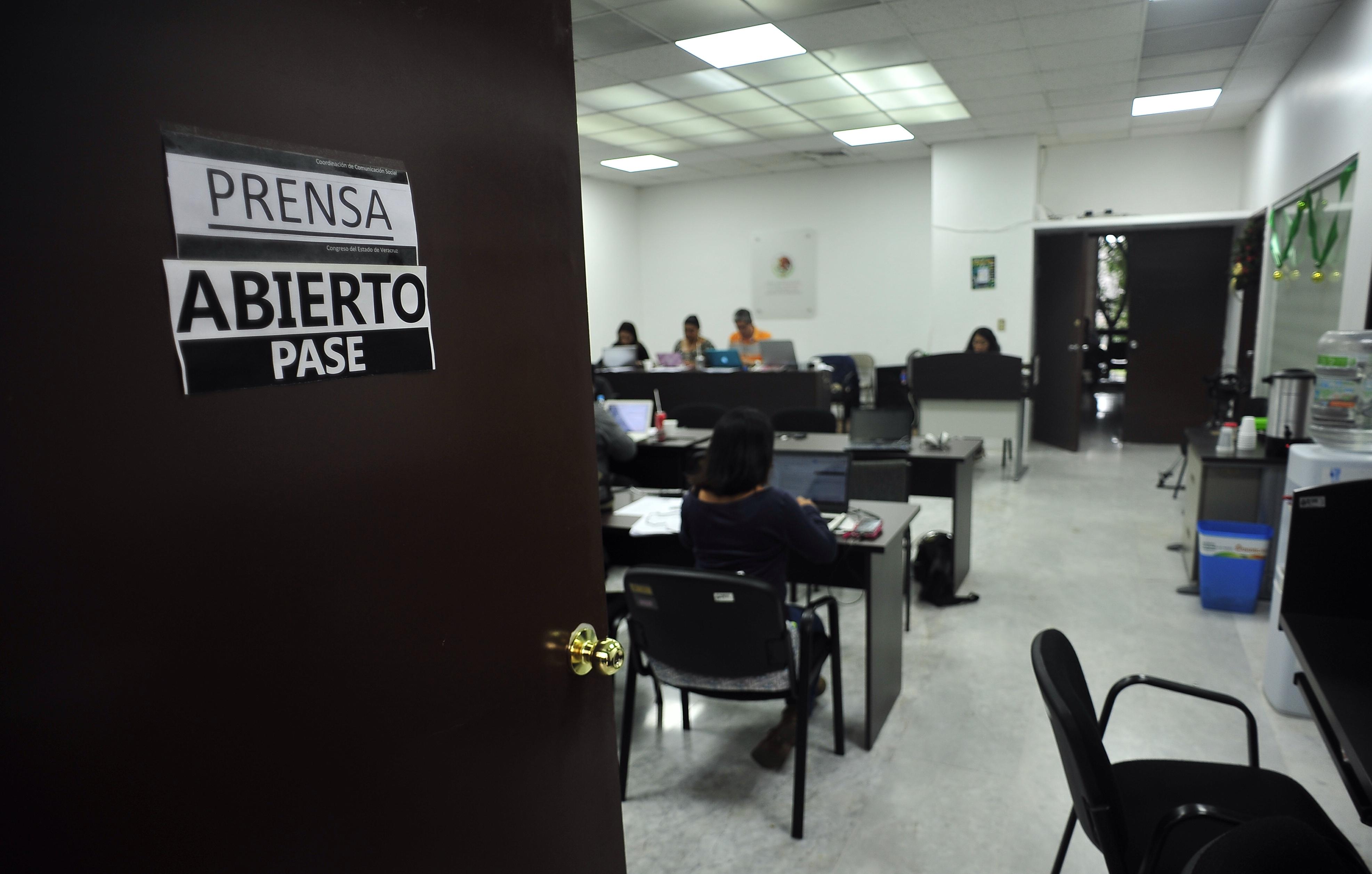 Sala de prensa del Congreso llevará nombre de Regina Martínez