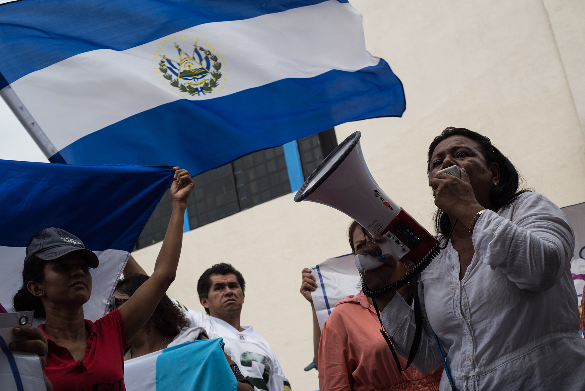 Viacrucis de refugiados migrantes llega a Orizaba