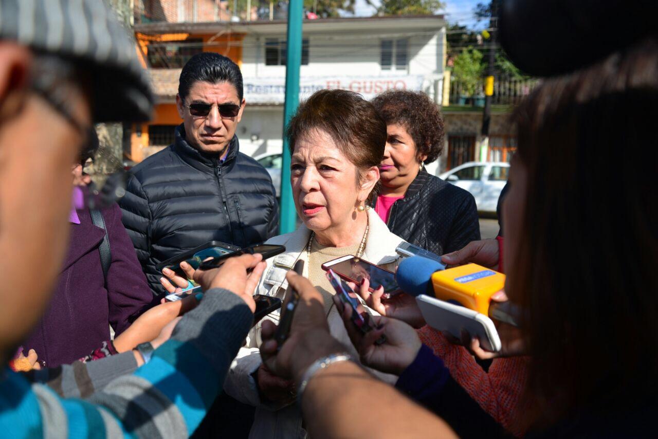 Hay espacio suficiente en todas las escuelas del nivel básico: Xóchitl Osorio