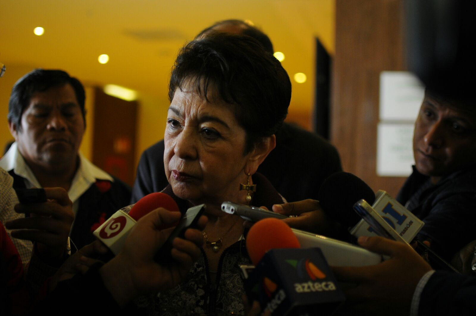 SEV niega que vaya a quitarle plaza a madre de desaparecido