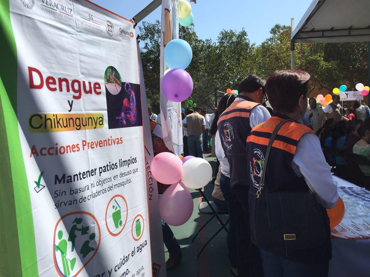 """""""Viene la época más dura"""" de chikungunya, dengue y zika"""