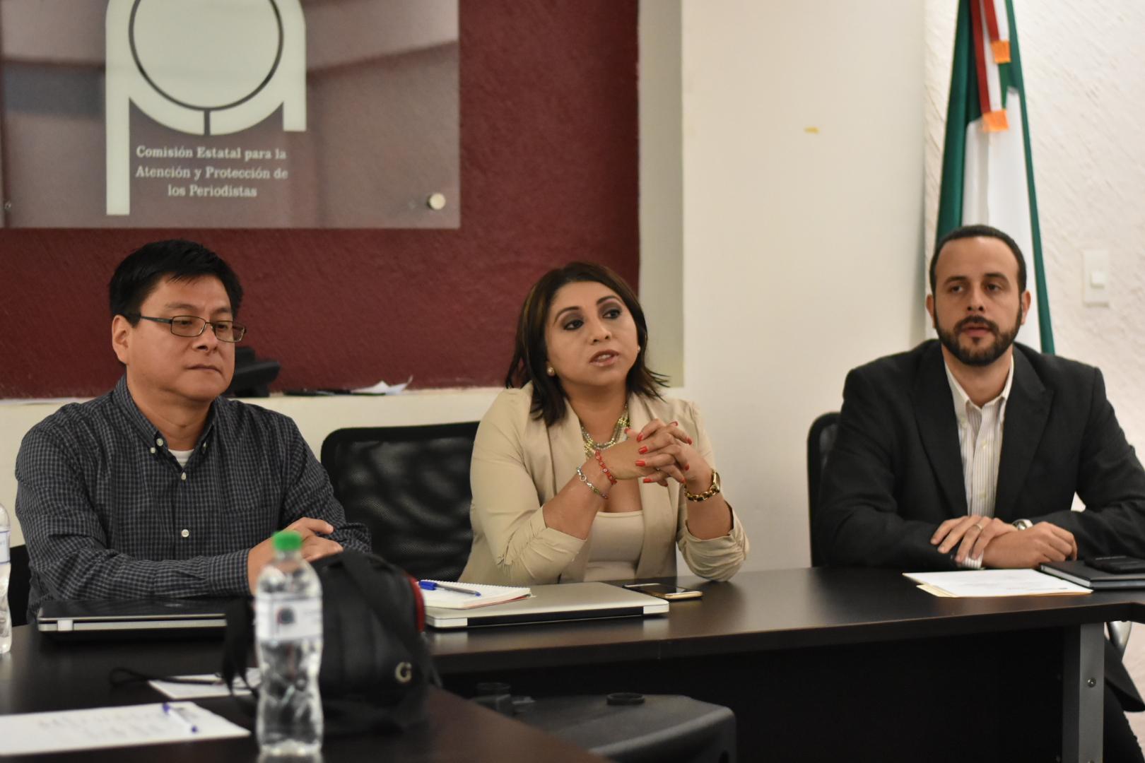 En Veracruz periodistas enfrentan un panorama difícil: Saúl Ramírez