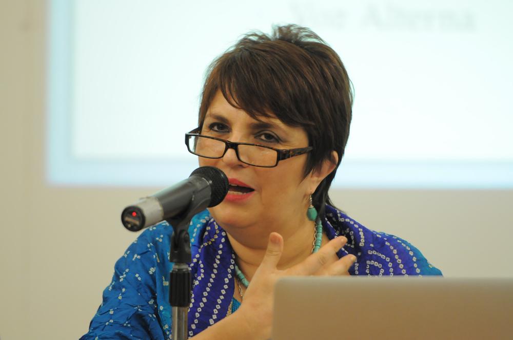 Se minusvalora el trabajo de los periodistas: Celia del Palacio