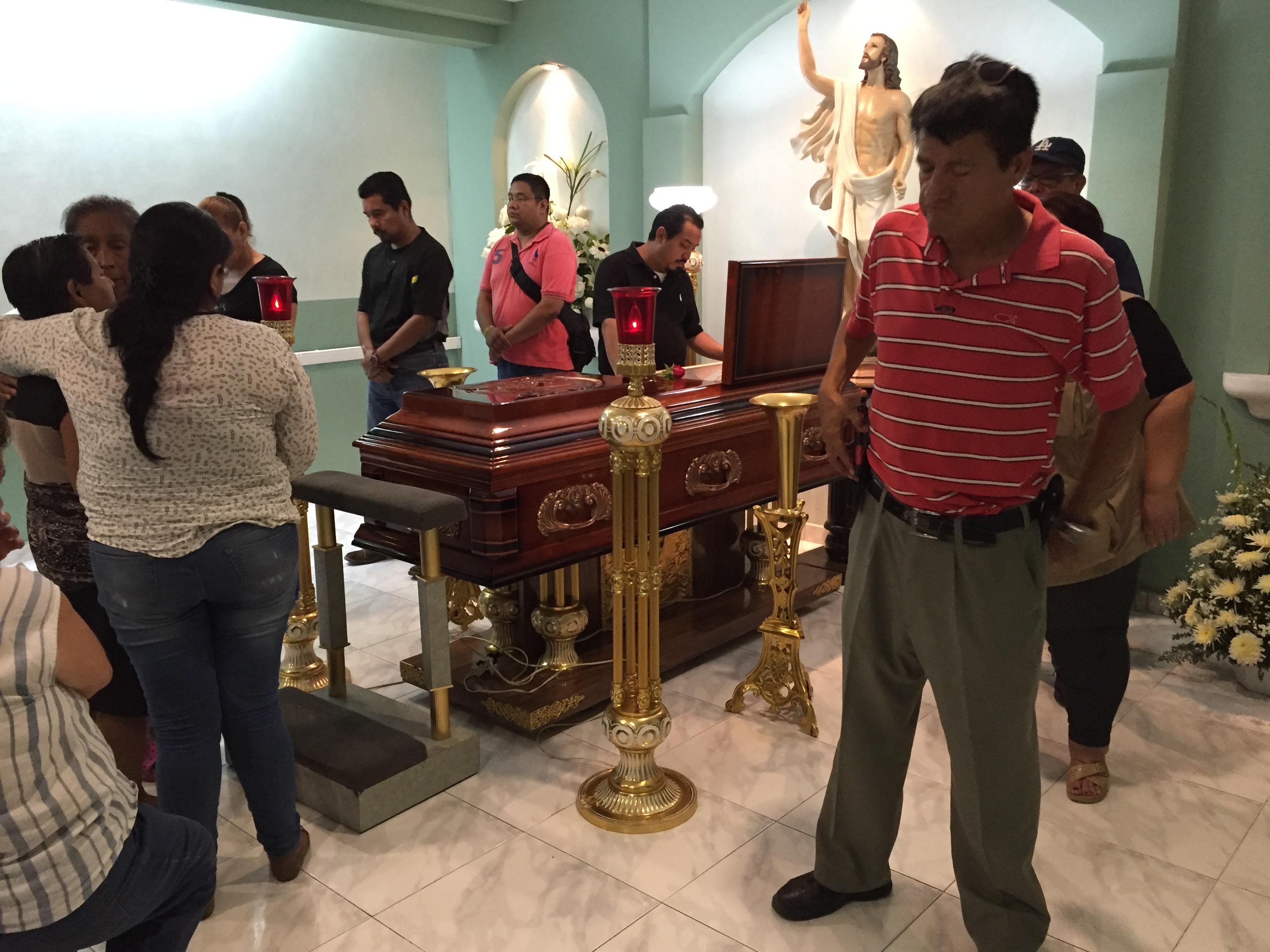 Derechos Humanos interviene para apoyar a familia de Manuel Torres