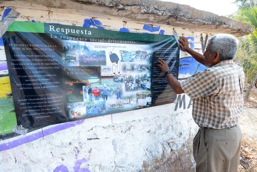 Semarnat pide denunciar si hay daño ambiental por exploración de Minera en Actopan