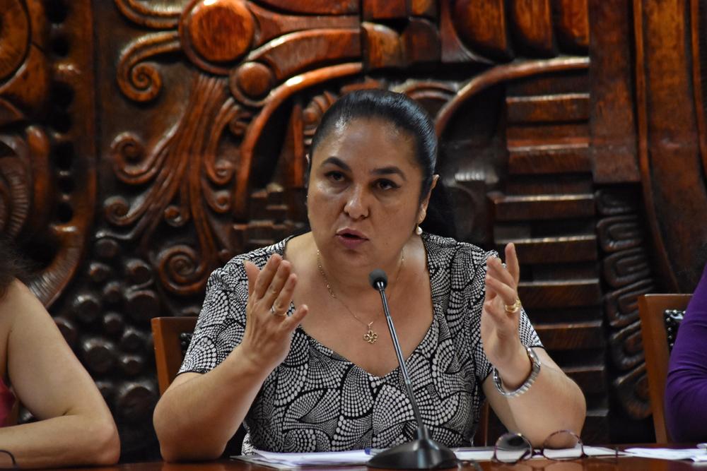 """De """"aberrante"""" califica Rectora de UV violencia en Oaxaca"""