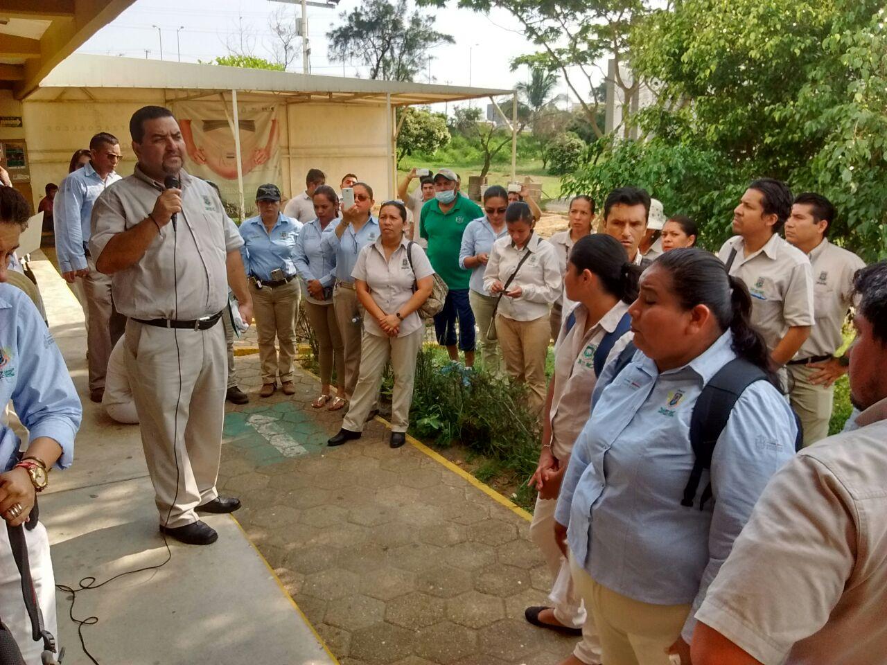 Enésima protesta de maestros y alumnos del Itesco