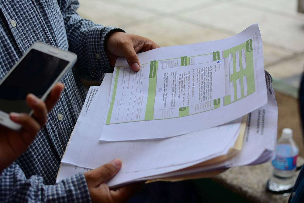 Por fallas en sistema, 300 maestros volverán a presentar evaluación