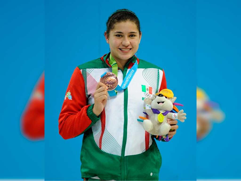 Dolores Hernández debuta este viernes en los Juegos Olímpicos