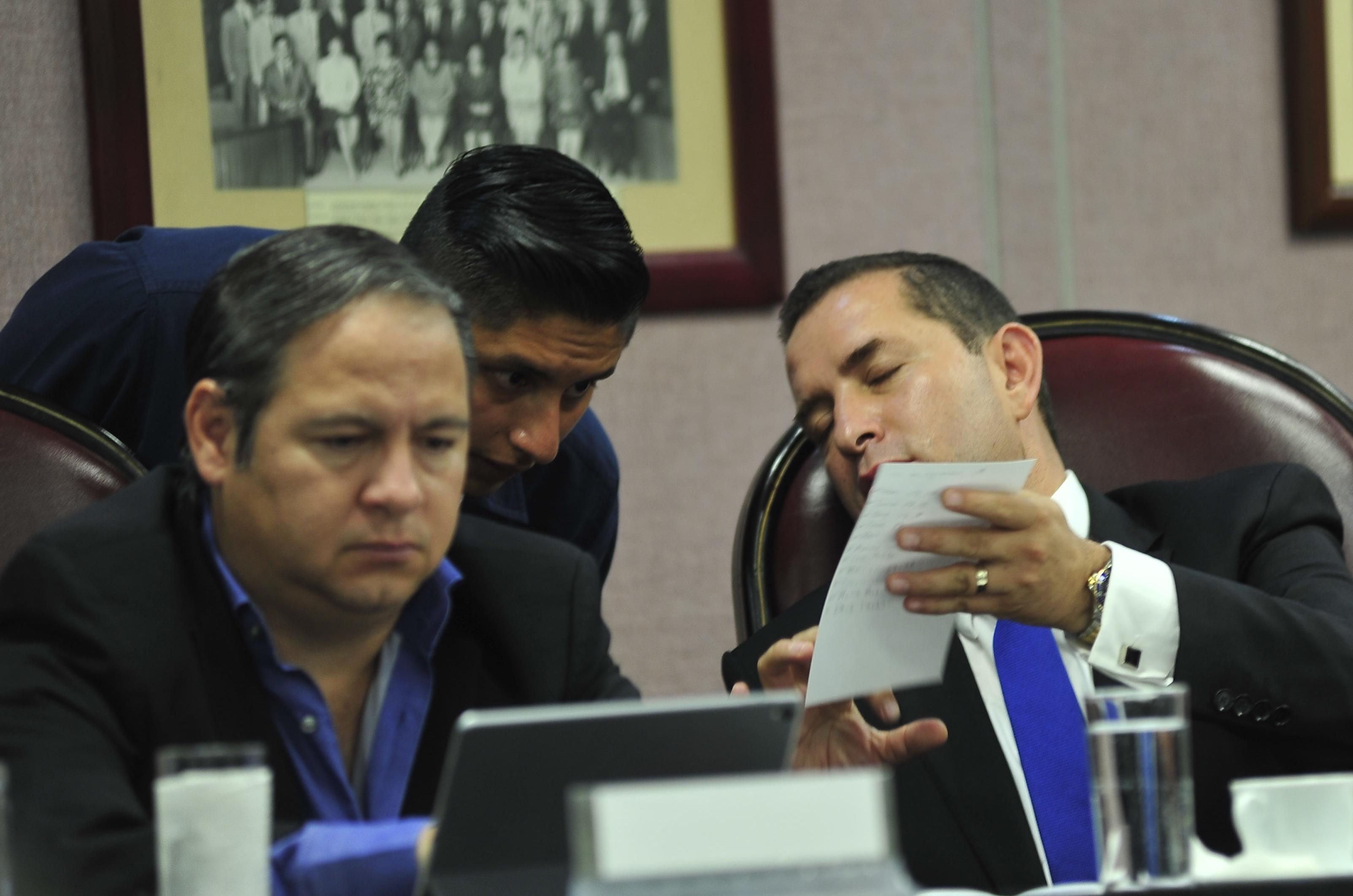 Ejecutivo propone tres nuevos magistrados por diez años