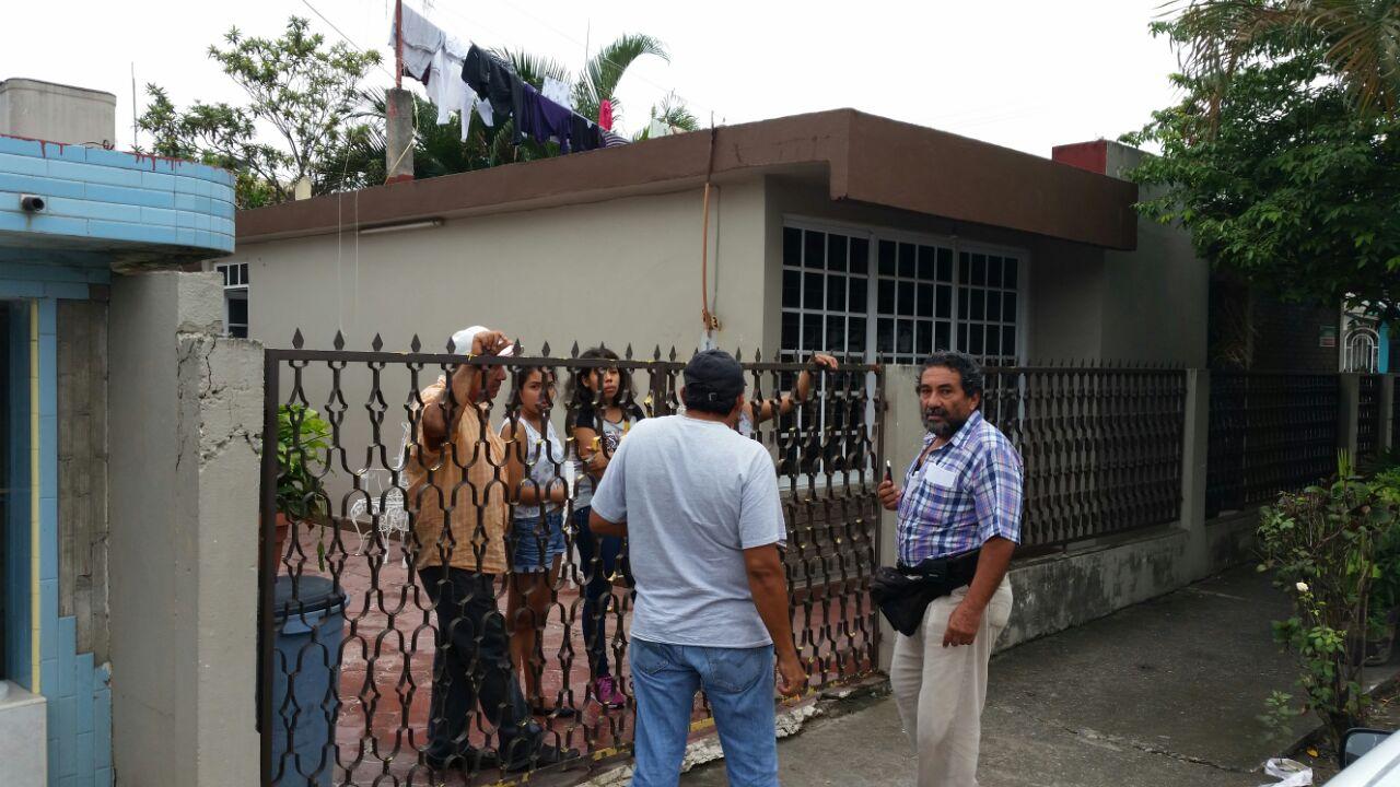 Bajo resguardo familia de reportera baleada en Poza Rica