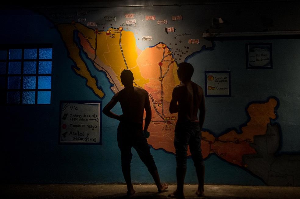 INM confirma secuestro de migrantes en Coatzacoalcos