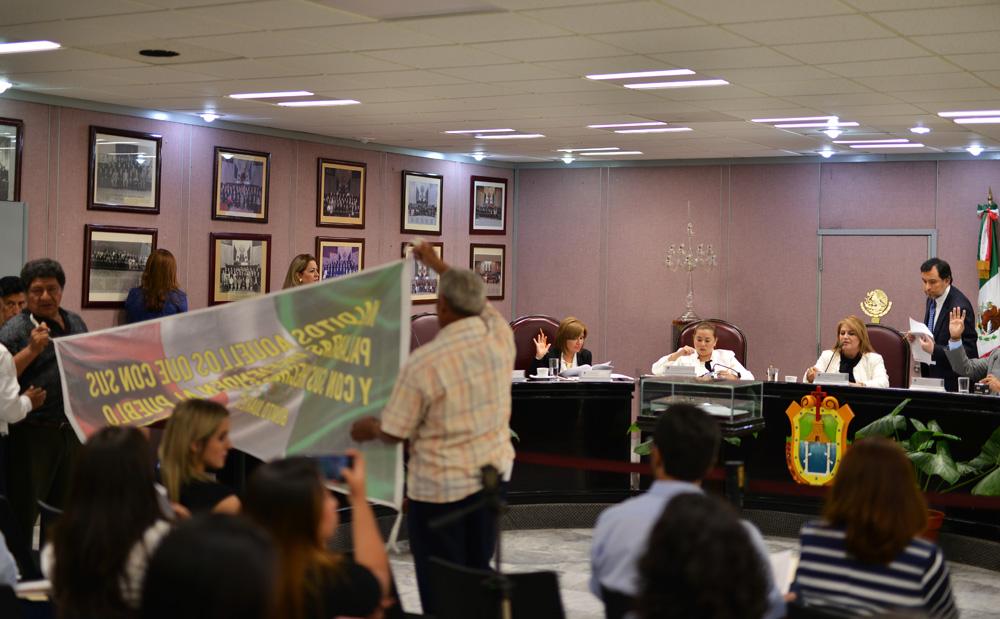 Congreso autoriza a Grupo MAS operación de agua en municipios
