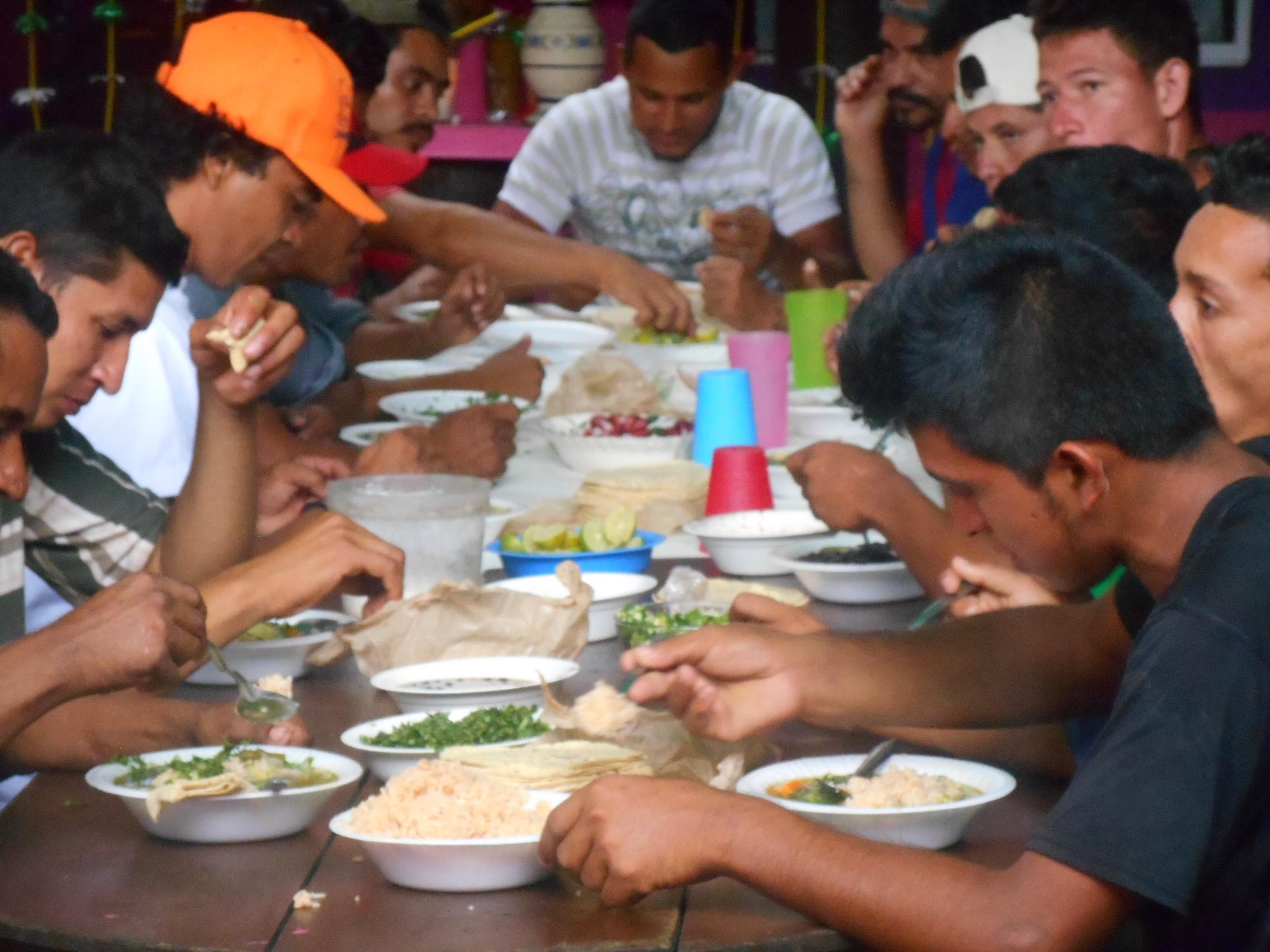 Extranjeros analizan migración y pobreza en Veracruz