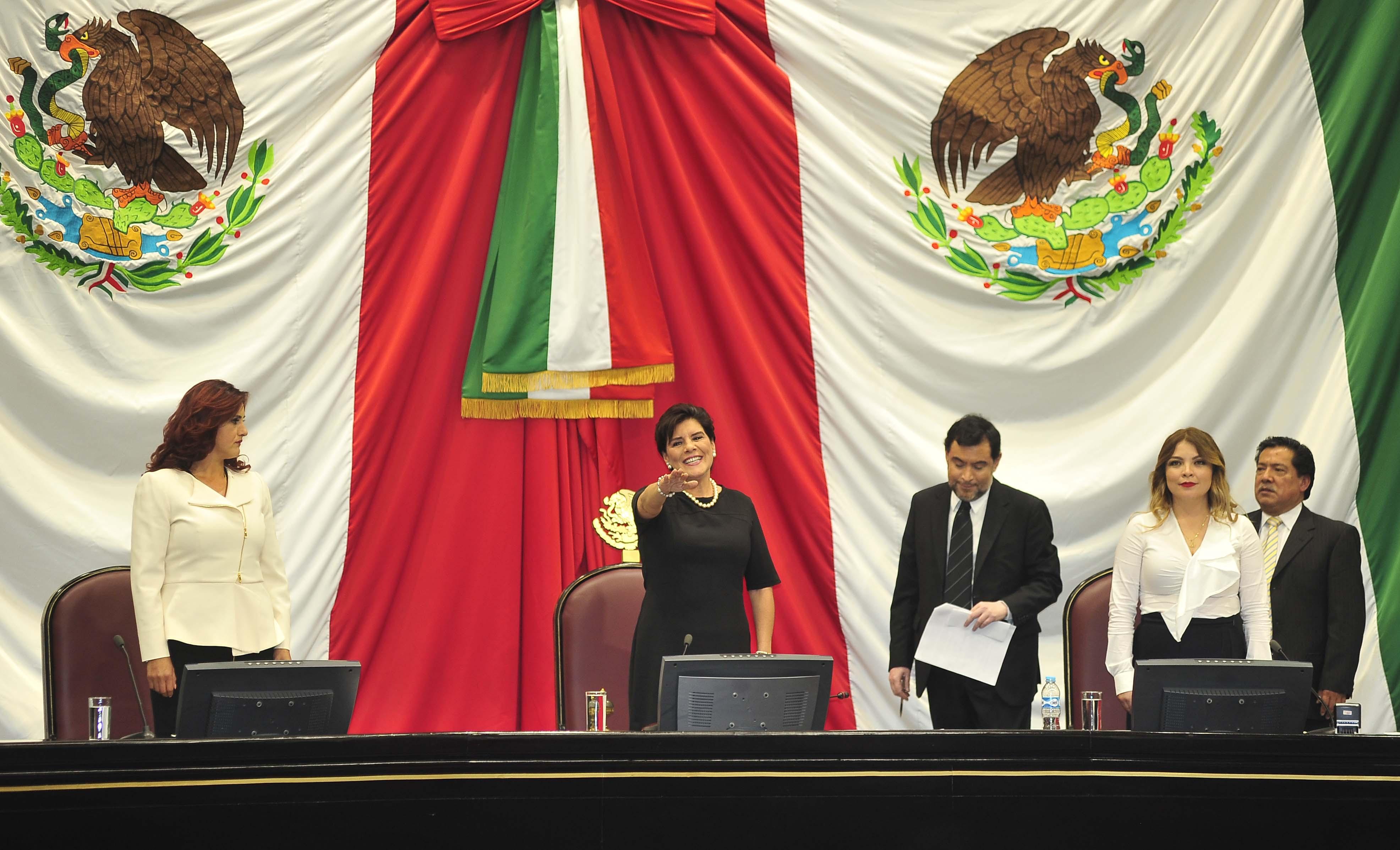 Mesa directiva del nuevo Congreso, será presidida por mujeres