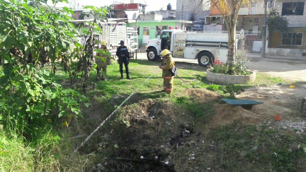 Evacuan jardín de niños en Xalapa por fuerte olor químico