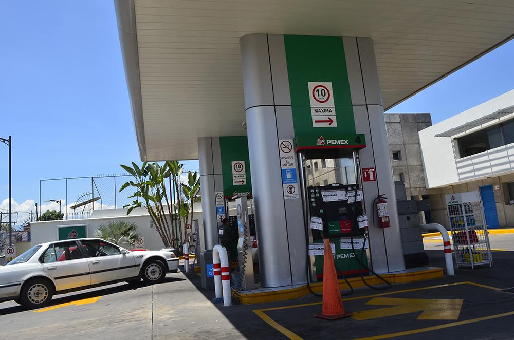 Gasolinazo de febrero ocasionará caída del 60% en ventas