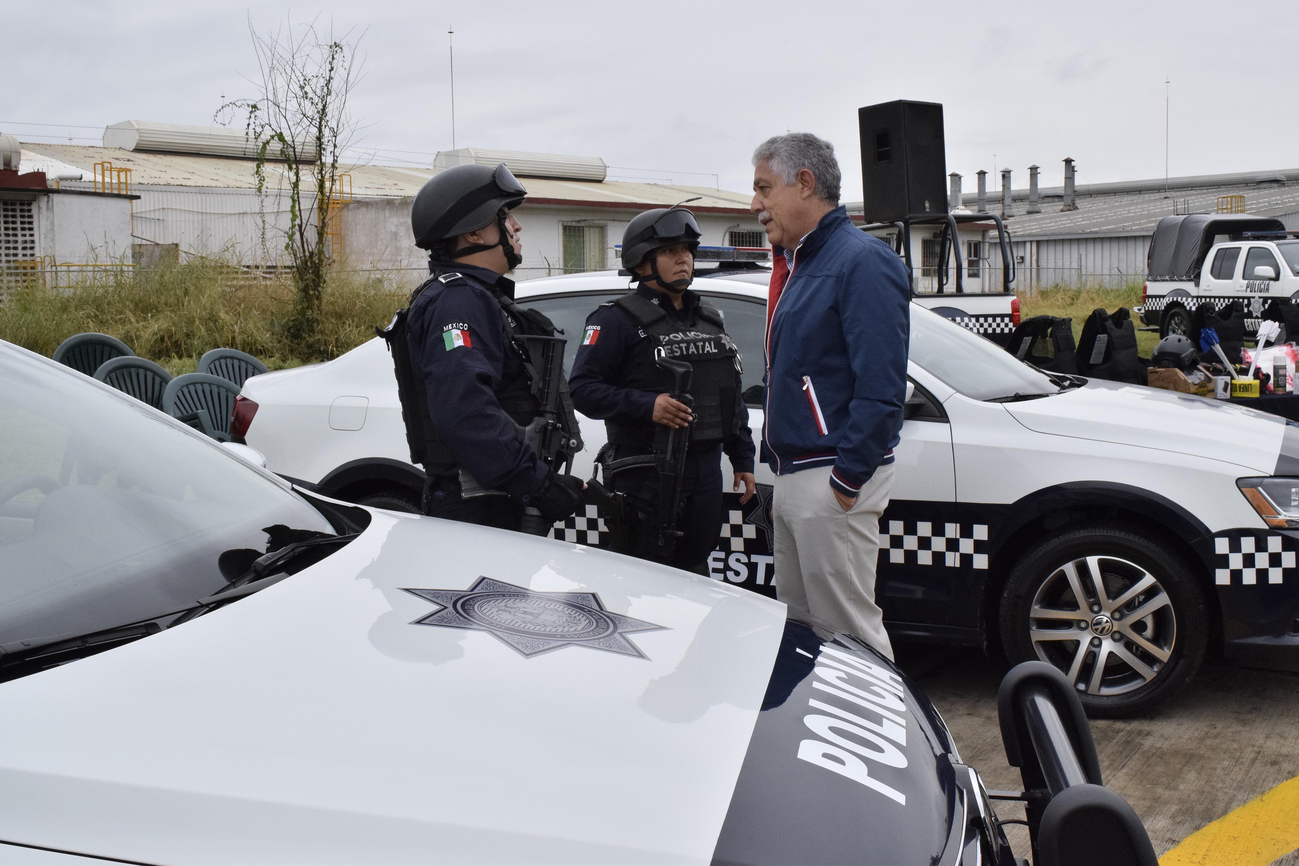Alcalde solicita reforzar la seguridad en Córdoba