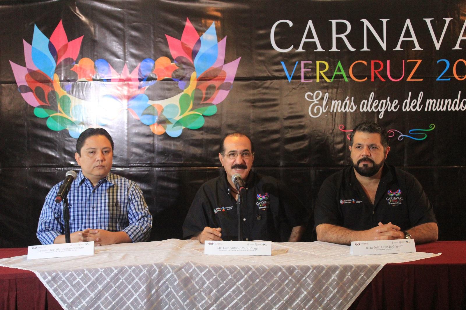 Falta de apoyo del gobierno estatal obliga a cobrar conciertos masivos del Carnaval