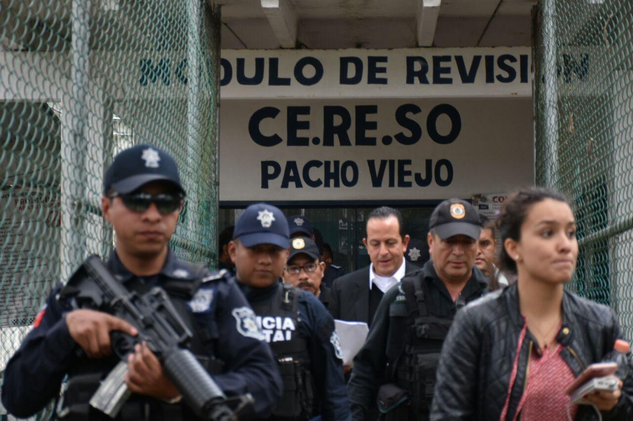 Yunes: no hay persecución política detrás de detención de Bermúdez