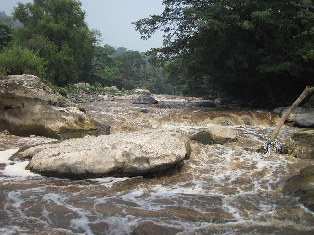 No hay interés de municipios por el rescate del Río Blanco