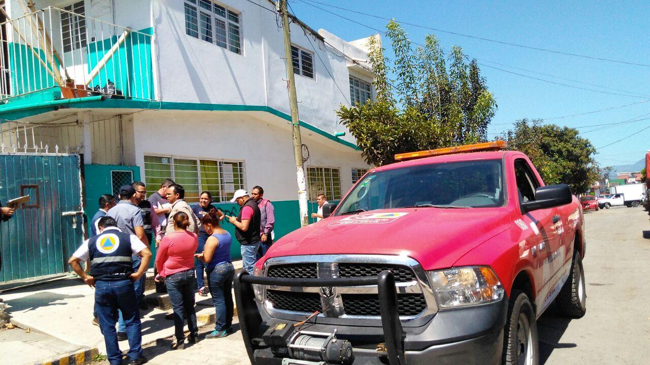 Se intoxican estudiantes de telesecundaria en Xalapa