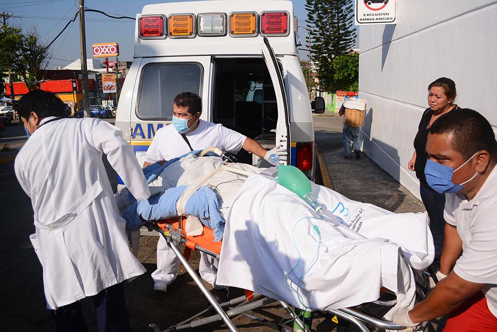 Denuncian falta de área de quemados en hospitales de Coatzacoalcos