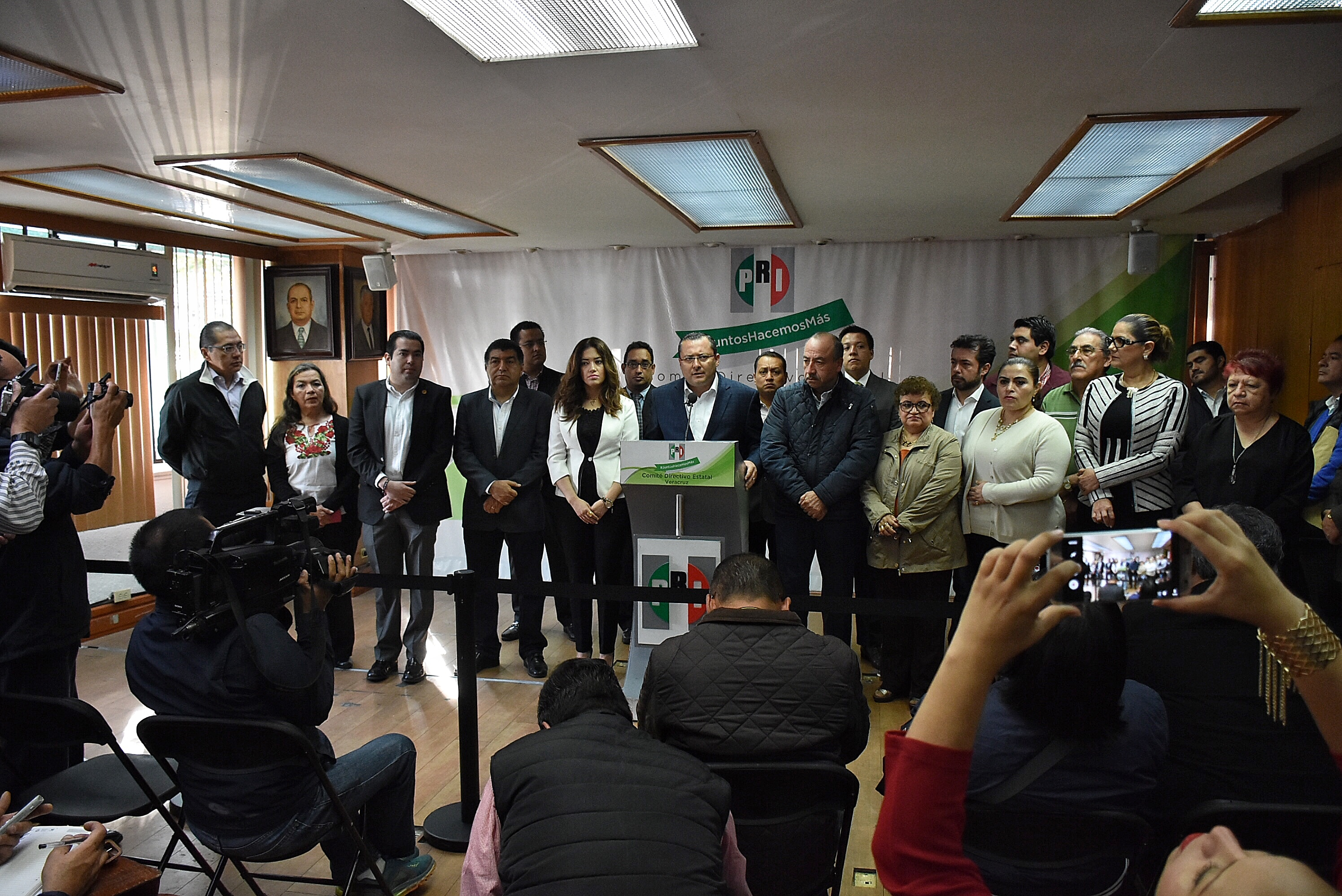 PRI pide que CEDH y CNDH revise situación jurídica de Flavino Ríos