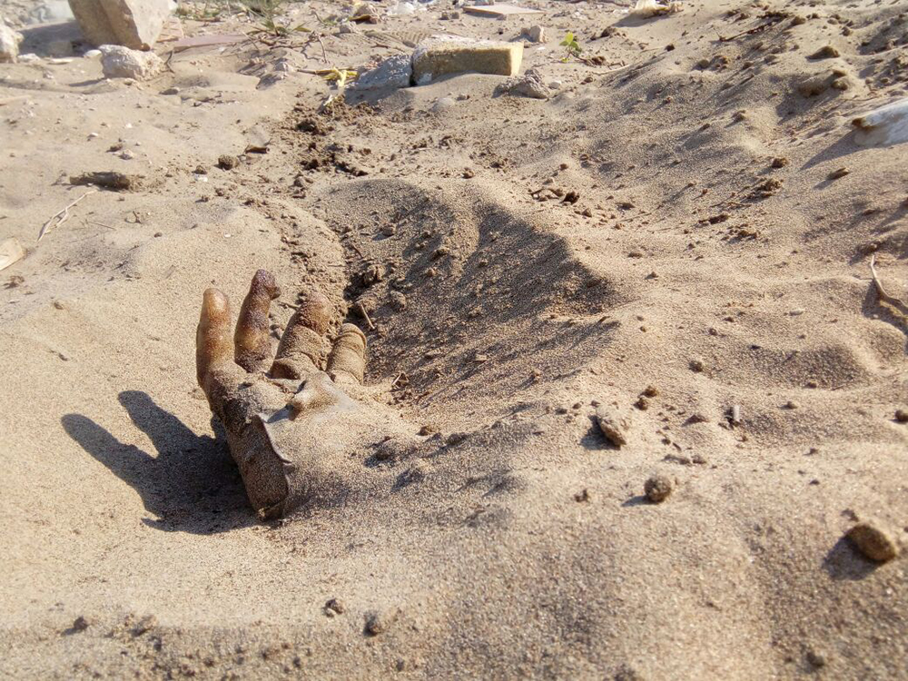 Encuentran cadáver en el malecón de Coatzacoalcos