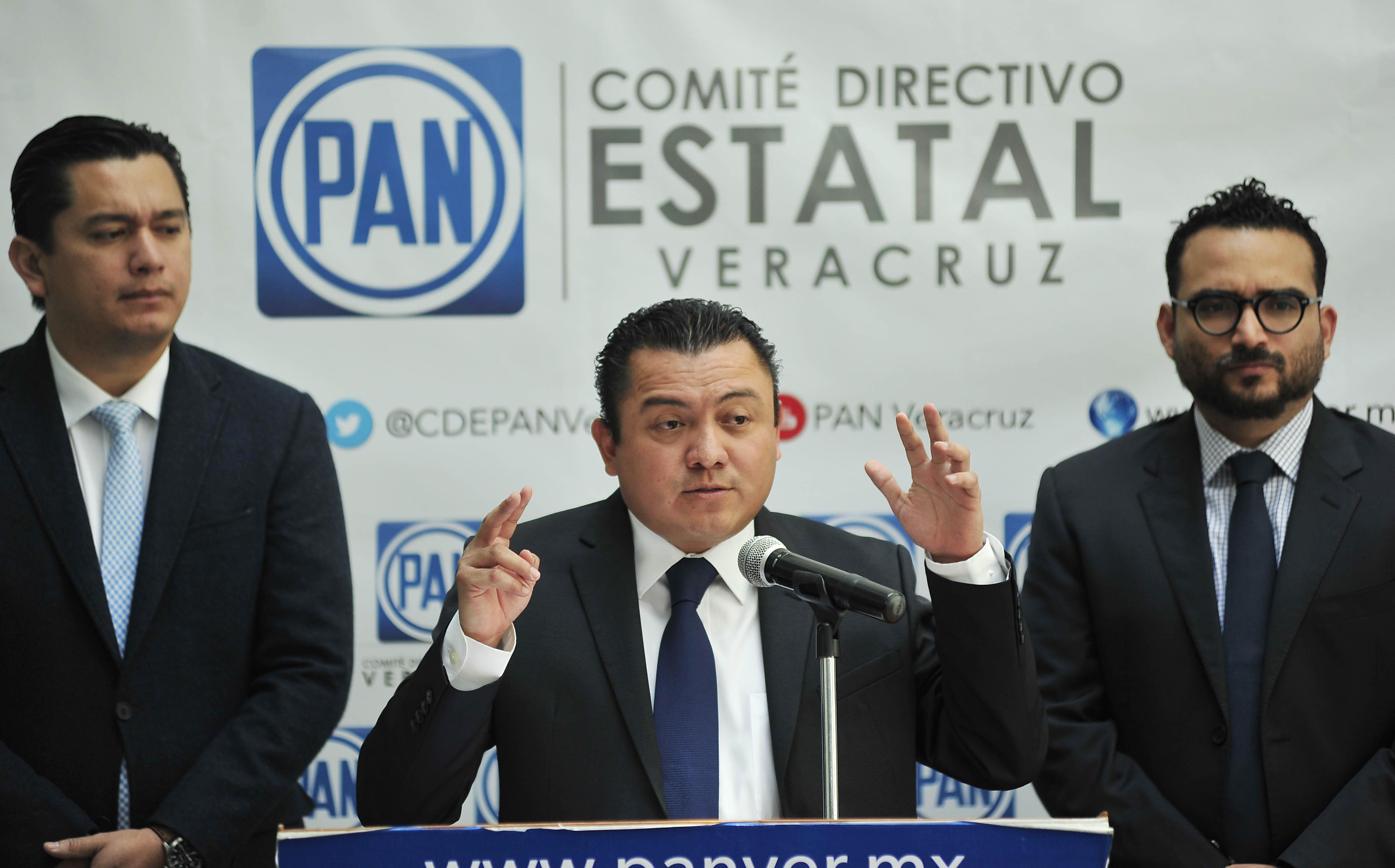 López Obrador debe admitir la relación que tenía con Duarte: PAN