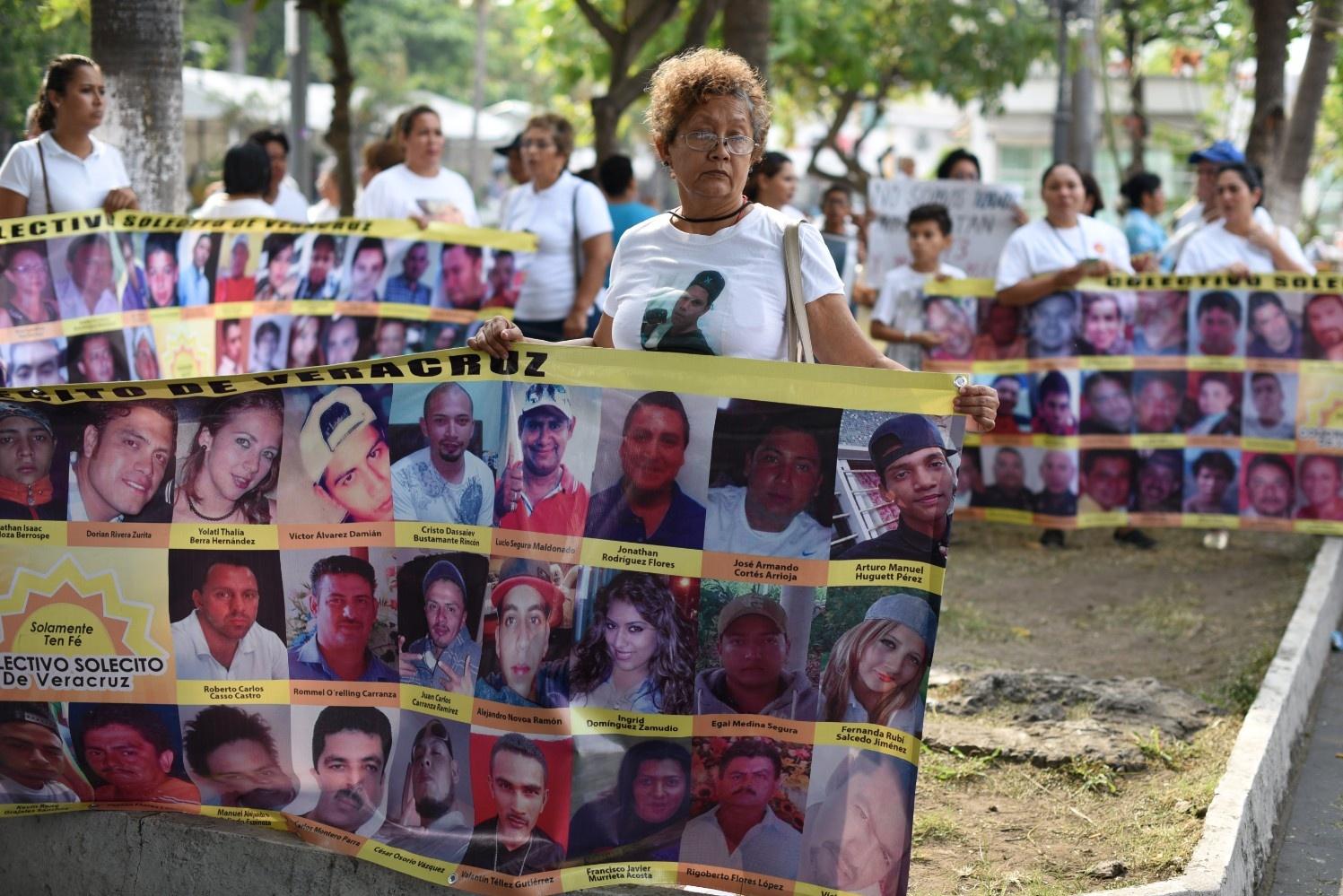 Asesinato de activista en Tamaulipas no frenará trabajo: Solecito