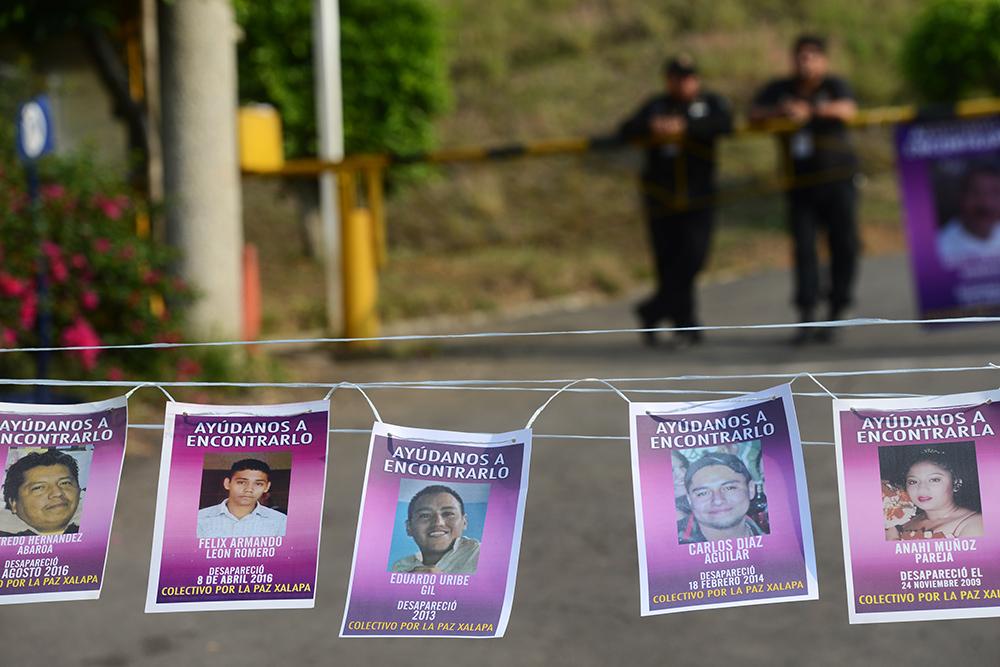 Colectivo reporta hasta cinco desapariciones diarias en Veracruz
