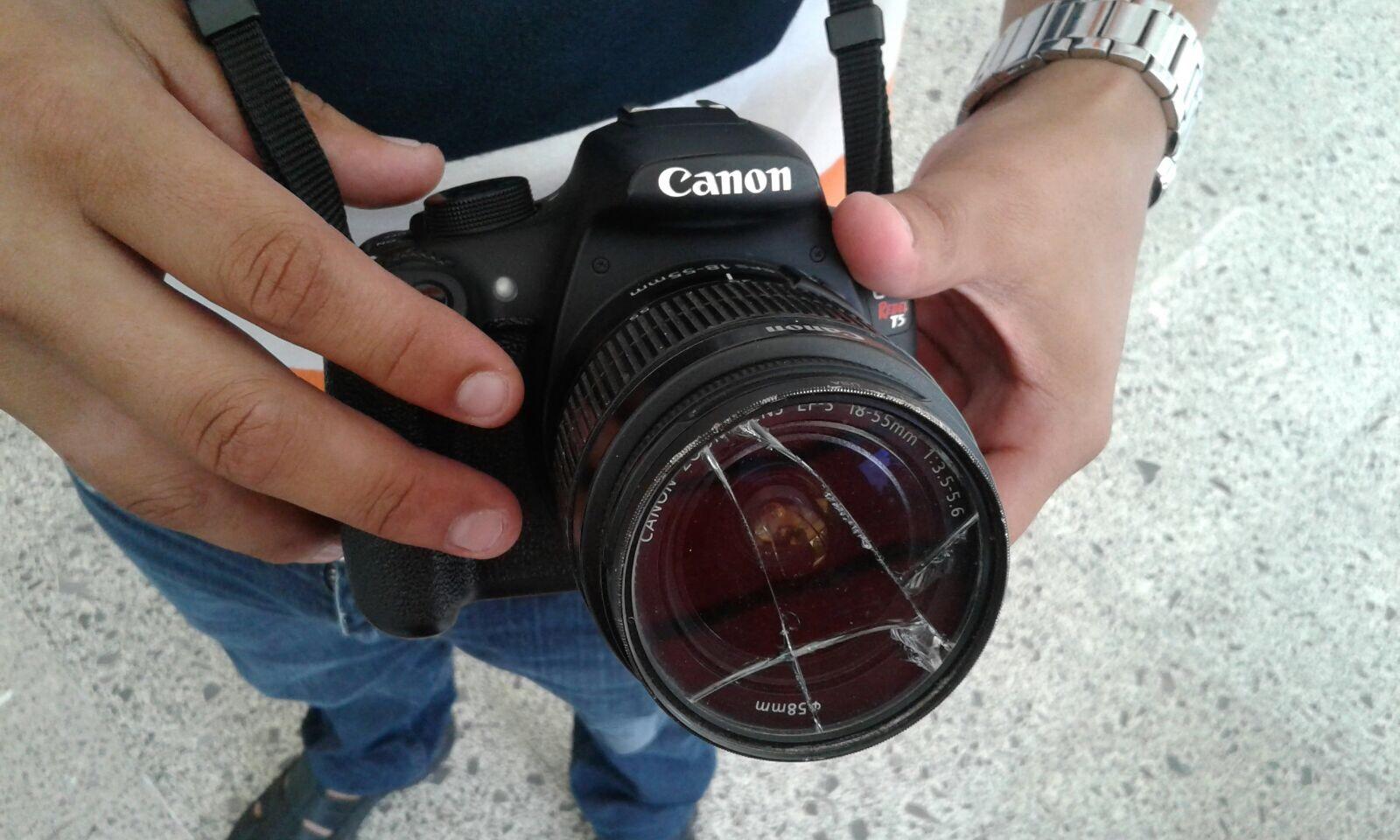 Agreden físicamente a cuatro reporteros en Poza Rica