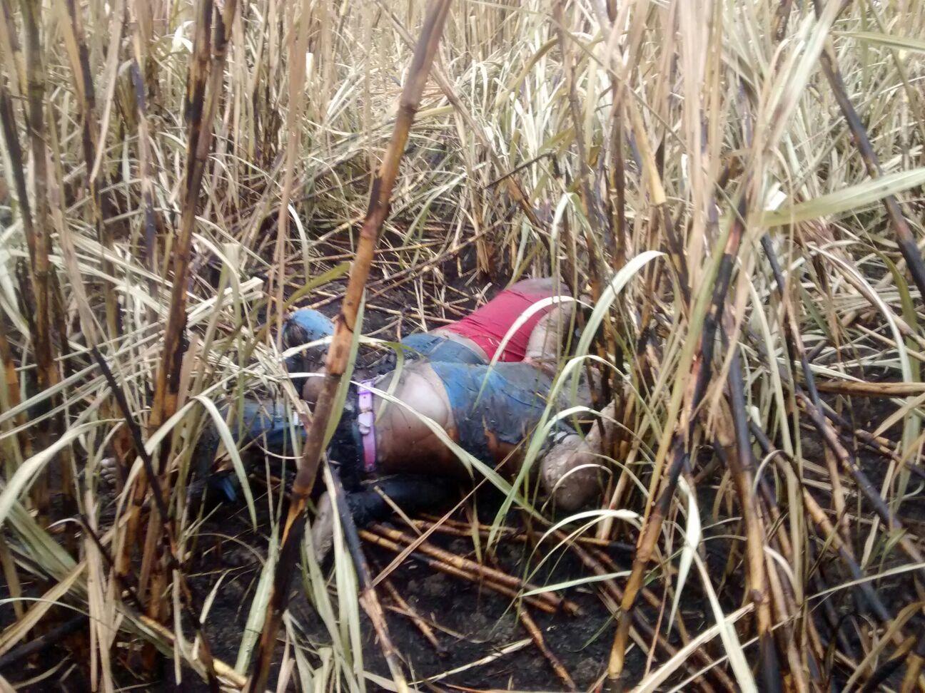 Hallan dos cadáveres en Carlos A. Carrillo, Veracruz