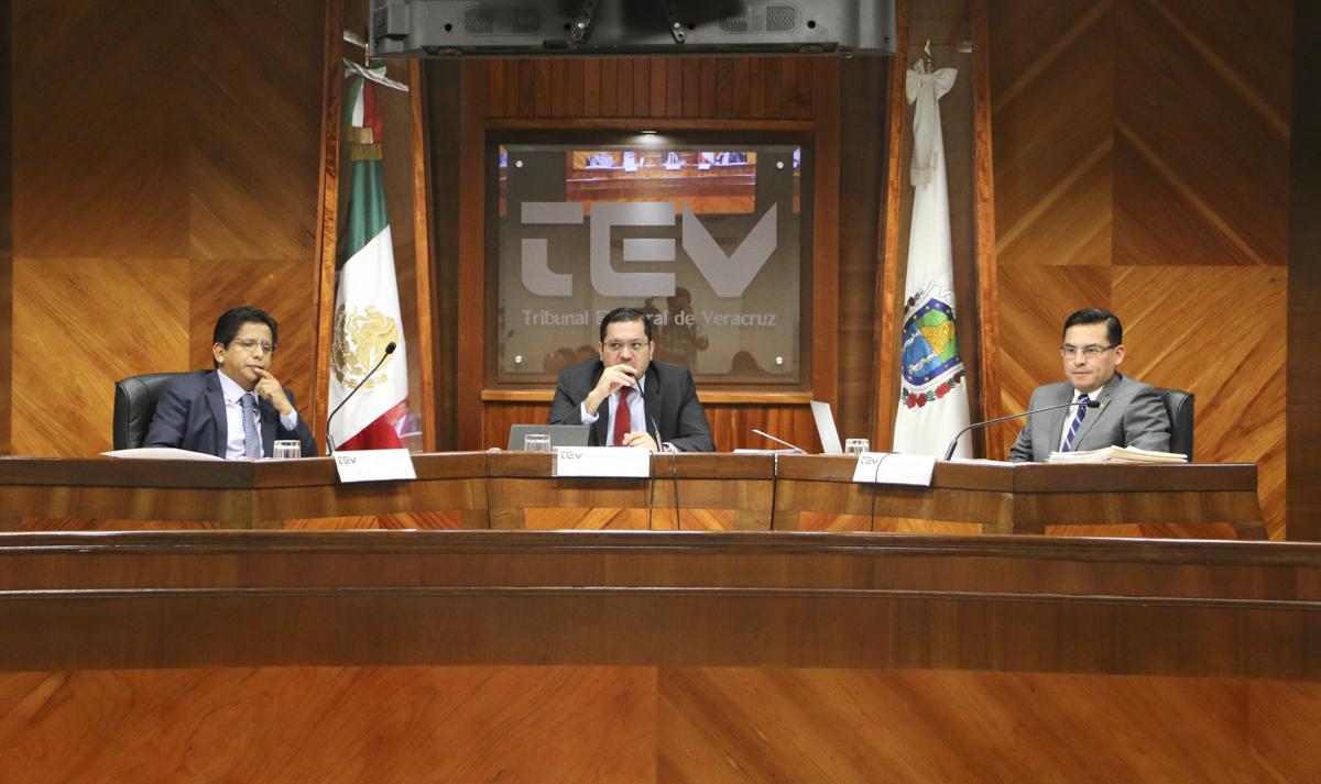 Tribunal Electoral declara improcedente recuento total en Veracruz puerto