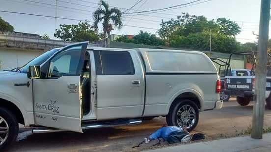 Ejecutan a dos hombres en municipios de la zona sur de Veracruz