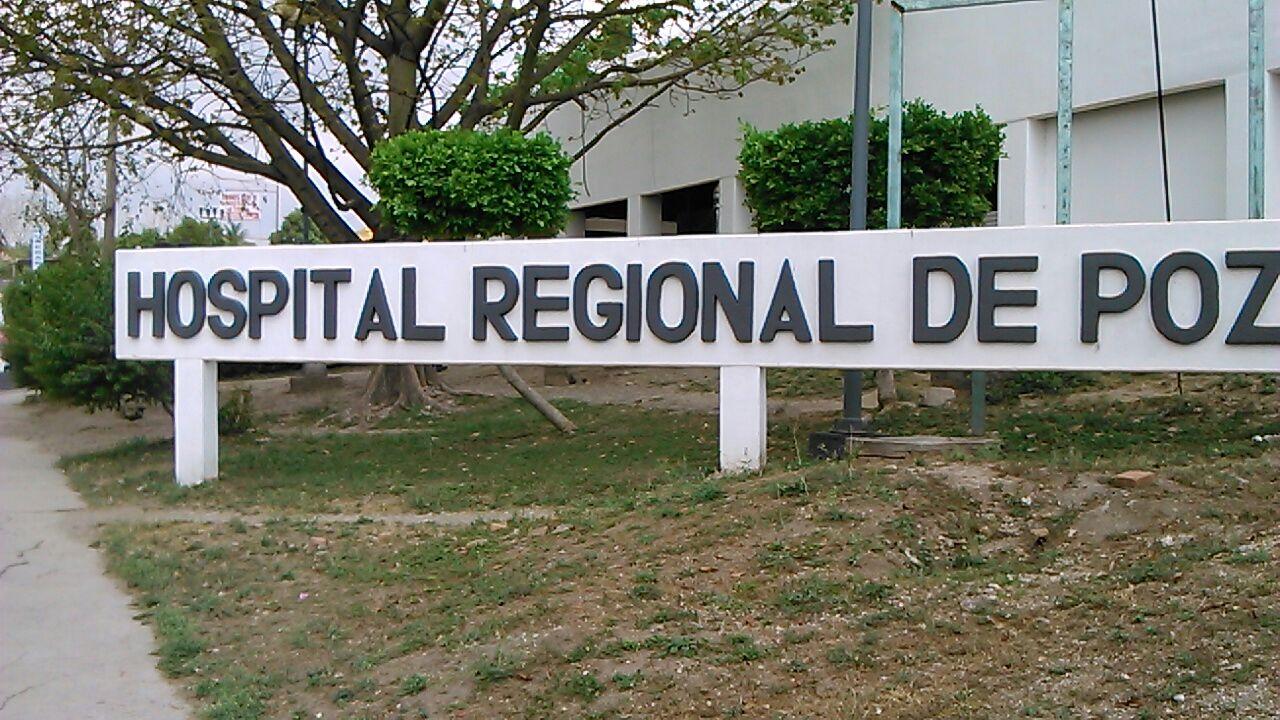 Presumen desvío de recursos para ampliación del Hospital Regional de Poza Rica