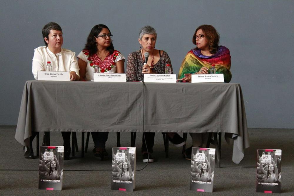 Poder político agrede en impunidad a mujeres periodistas